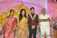 Celebraties at Actor Bharat n Jessy Wedding Reception Photos+%2528149%2529 Actor Bharath n Jessy Wedding Photos