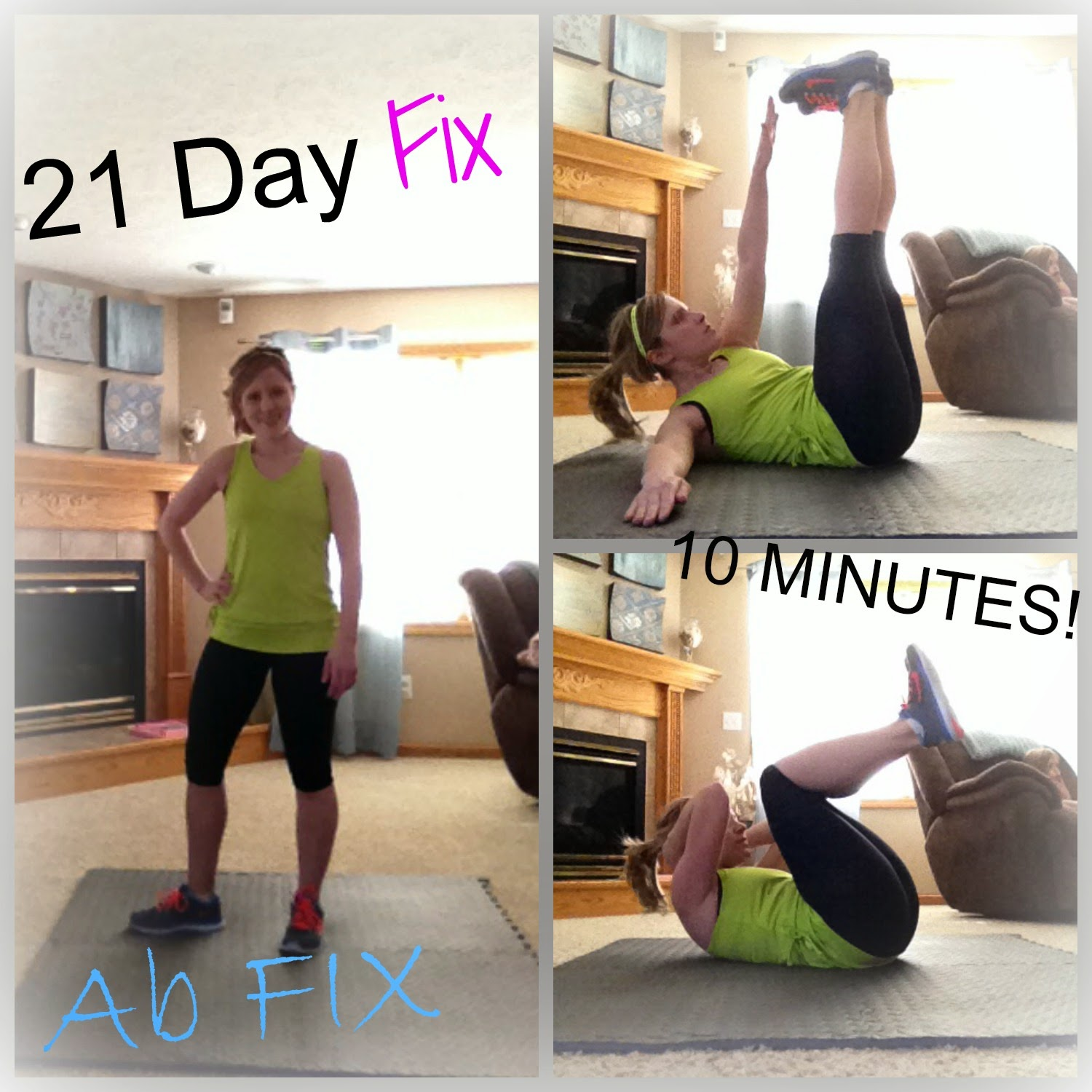 21 Day Fix Fitness Motivation