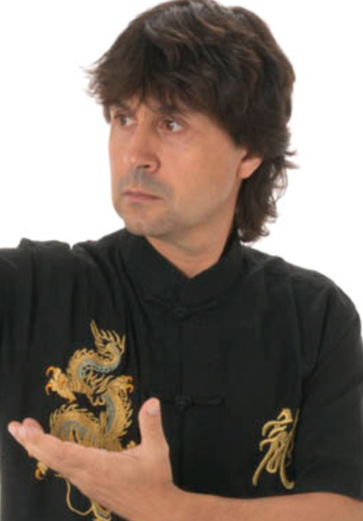 Sifu David Curtó