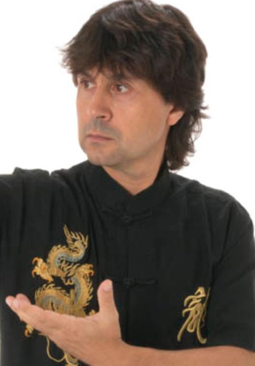 Sifu David Curtó