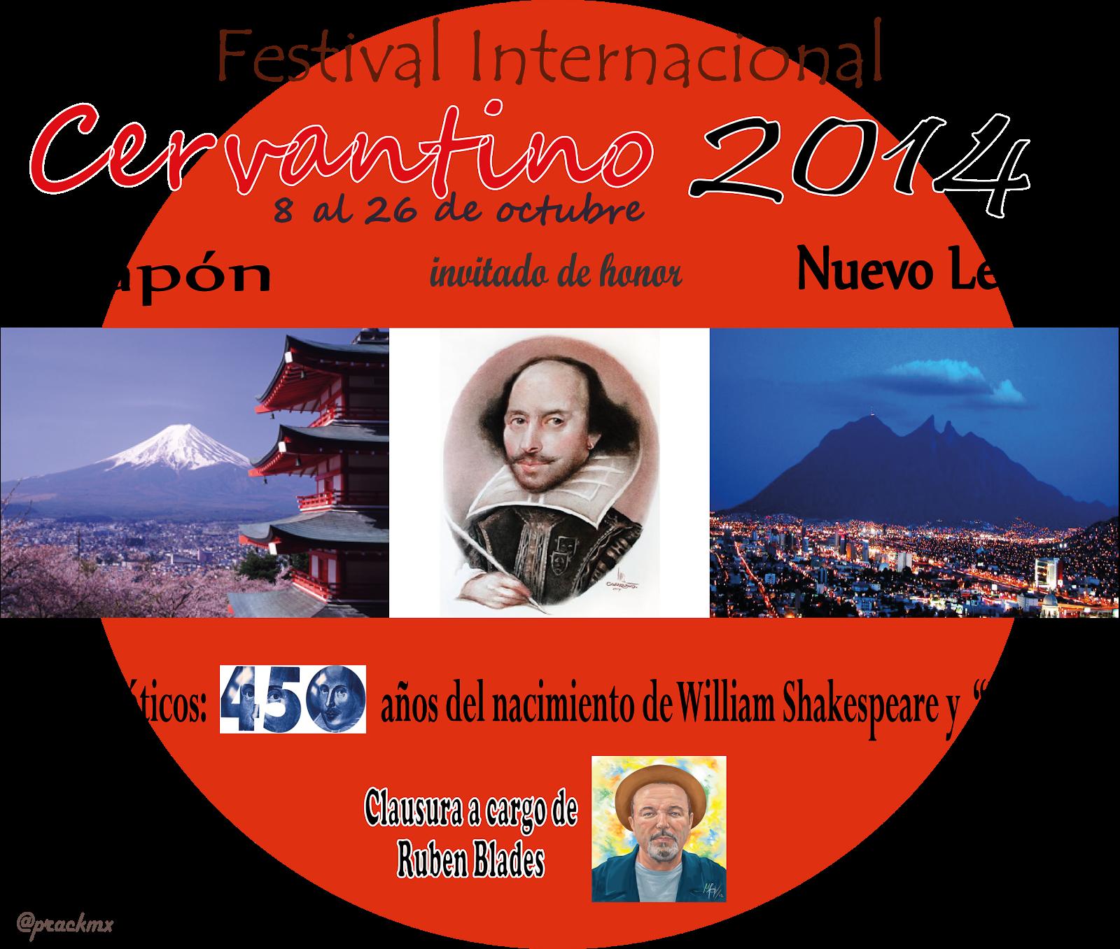 Festival Internacional Cervantino 2014
