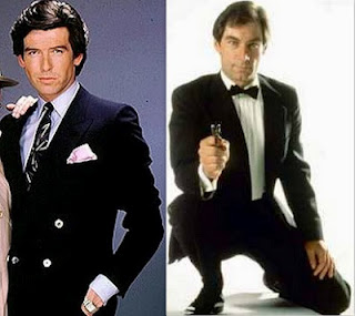 Pierse Brosnan Remington Steele Timothy Dalton Bond