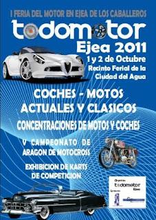 Feria del Motor en Ejea