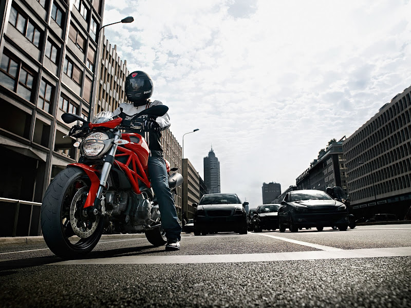 2011 Ducati Monster 696 Highly Efficient