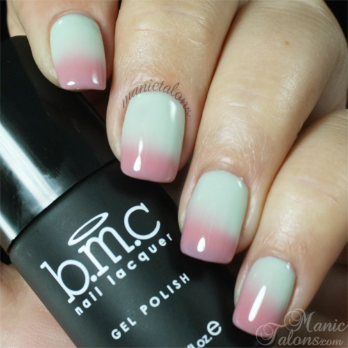 BMC Gel Polish Summer Daydreams Swatch
