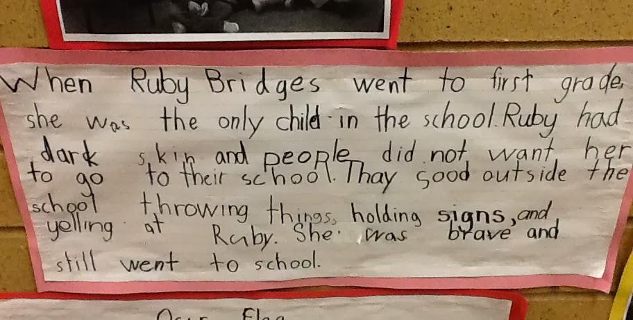 ruby bridges first grade worksheets ruby best free printable worksheets. Black Bedroom Furniture Sets. Home Design Ideas