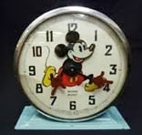 Réveil Bayard Mickey