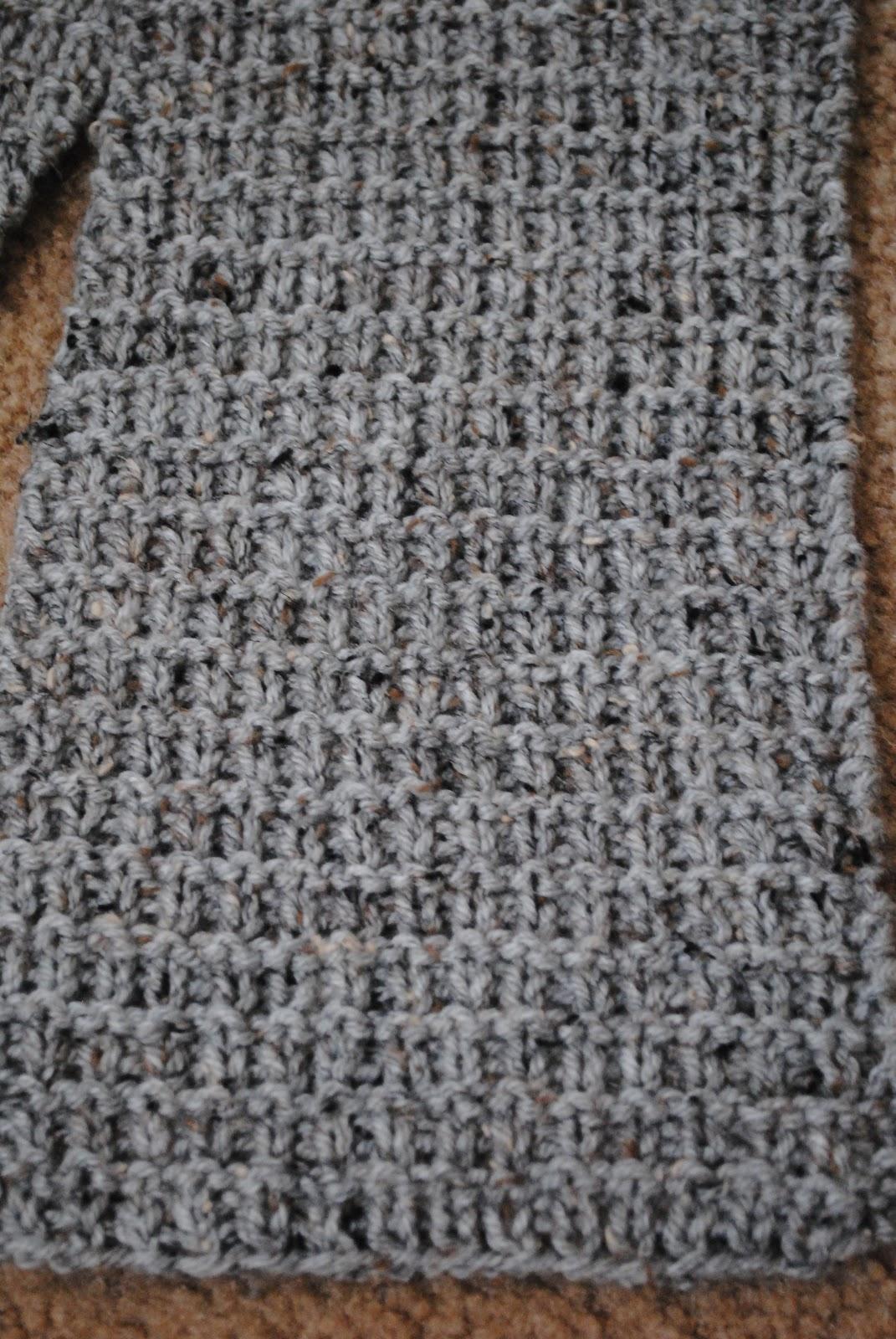 The Underground Hooker Thermal Tweed Scarf