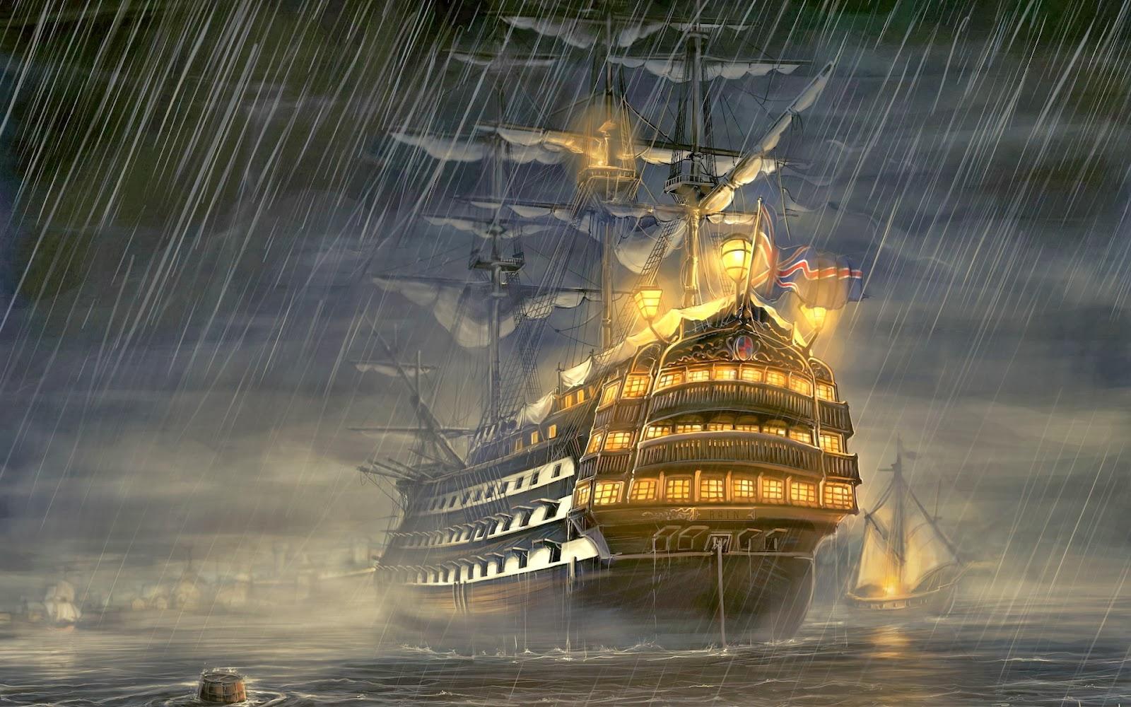 Capítulo 1 - 7 Dias no Mar Navios+fantasmas+5