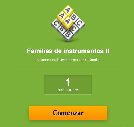 http://www.educaplay.com/es/recursoseducativos/1259753/familias_de_instrumentos_ii.htm