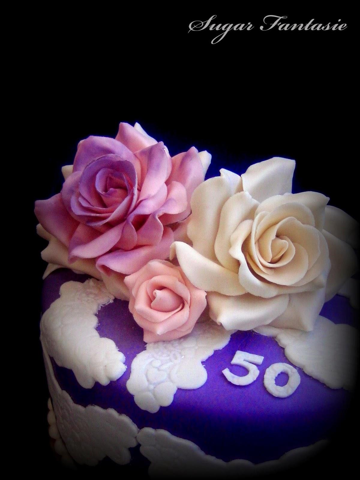 Romantikus torta