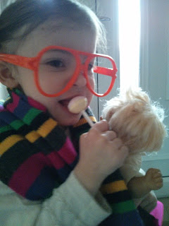 glasses and sugar