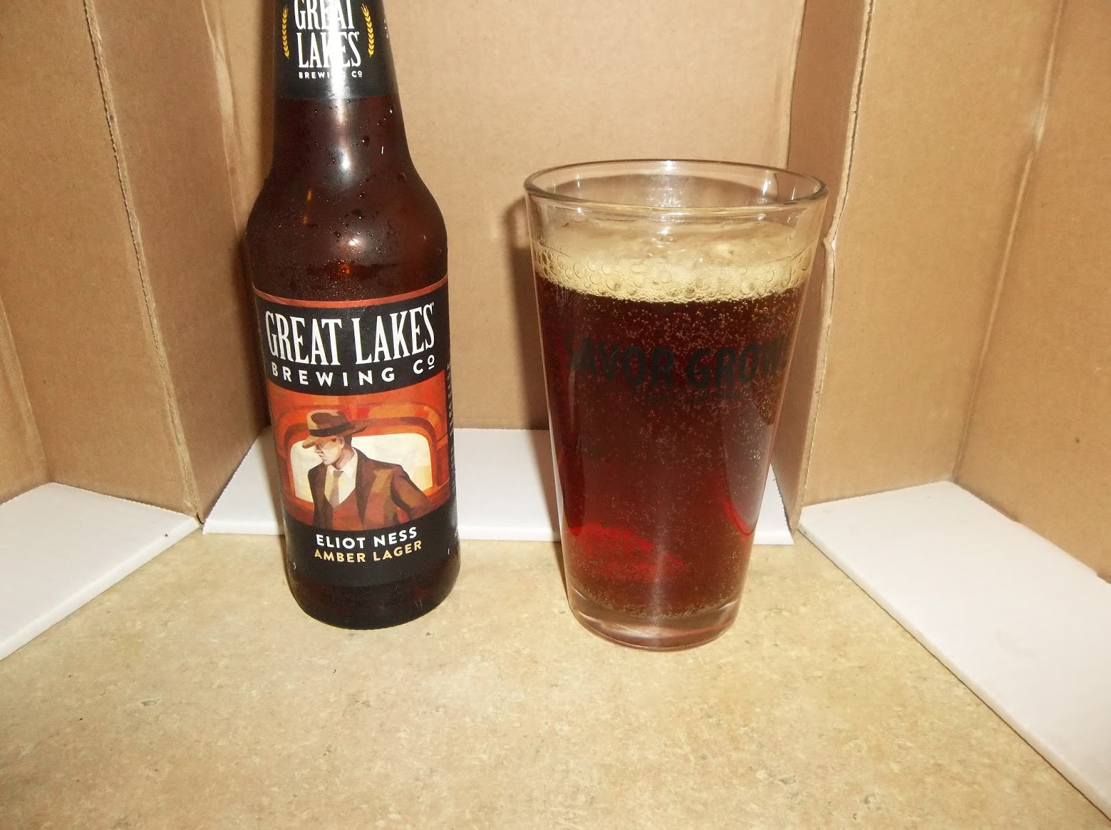 eliot ness beer - photo #15