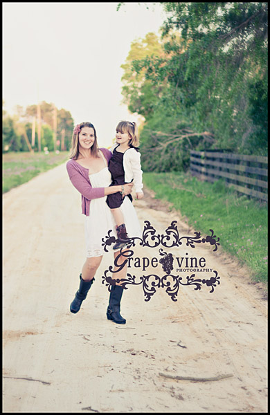 family child children Grapevine photography kissimmee orlando florida sunset