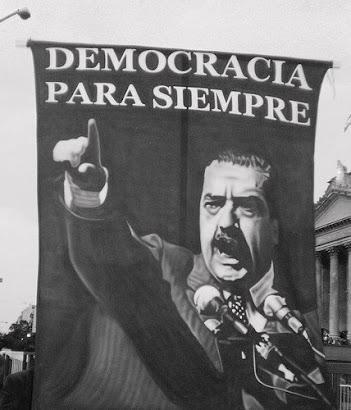 La intimidad detrás de las decisiones de Alfonsín para frenar a los militares