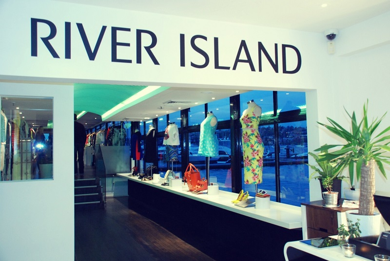 River island, Australian launch, Rihanna for River Island, online shopping, fashion high street, RiRi collection