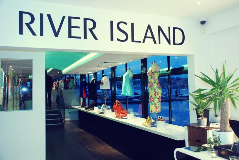 River island, Australian launch, Rihanna for River Island, online shopping, fashion high street, RiRi collection