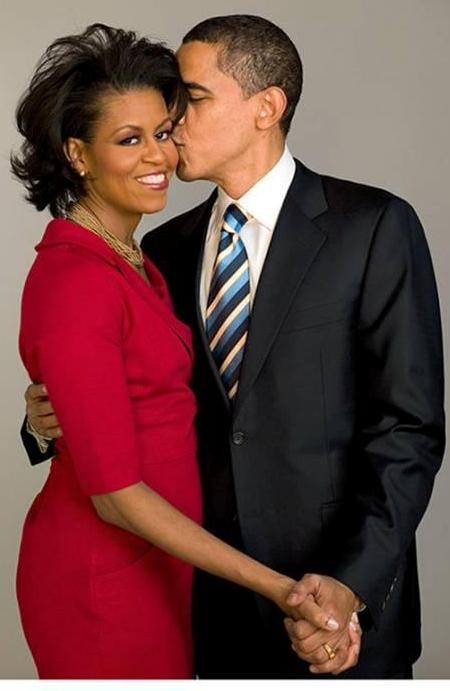Happy 19th Wedding Anniversary To Barack And Michelle Obama