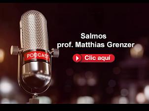 Paulinas PodCasting - Estudos dos Salmos com o prof. Matthias Grenzer