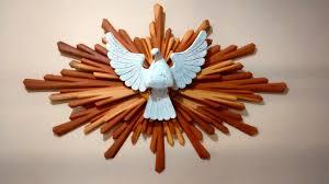 O Espírito Santo na arte popular