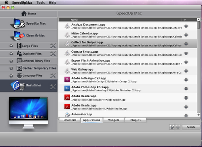 speedup Mac tool