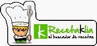 Recetaklia el buscador de recetas