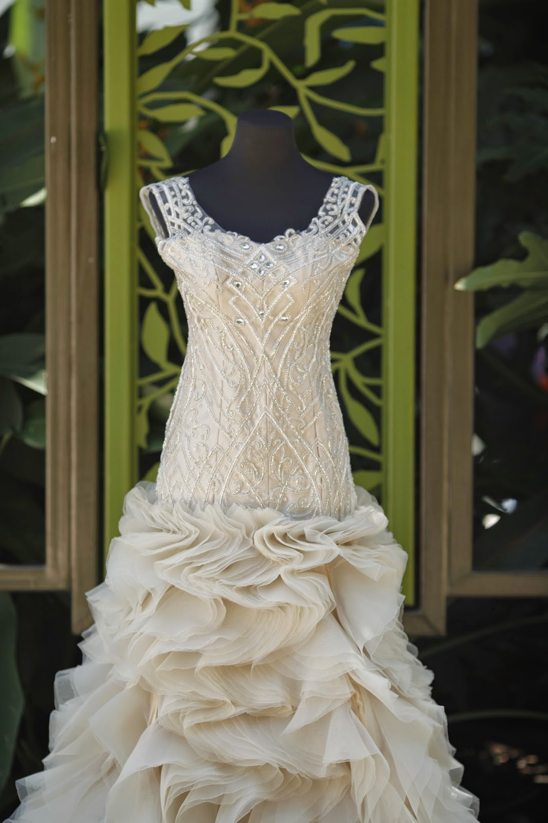 Wedding to Home Diary: Supplier Review: Wedding Gown (5 out of 5 ...