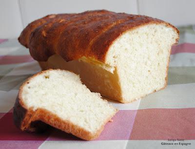 recette brioche pain beurre sucre map facile levure maison mie