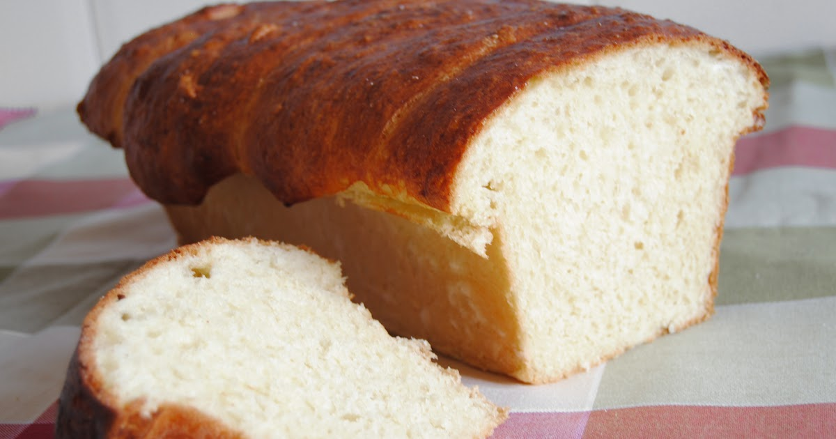 g u00c2teaux en espagne  recette de la brioche au beurre et sucre