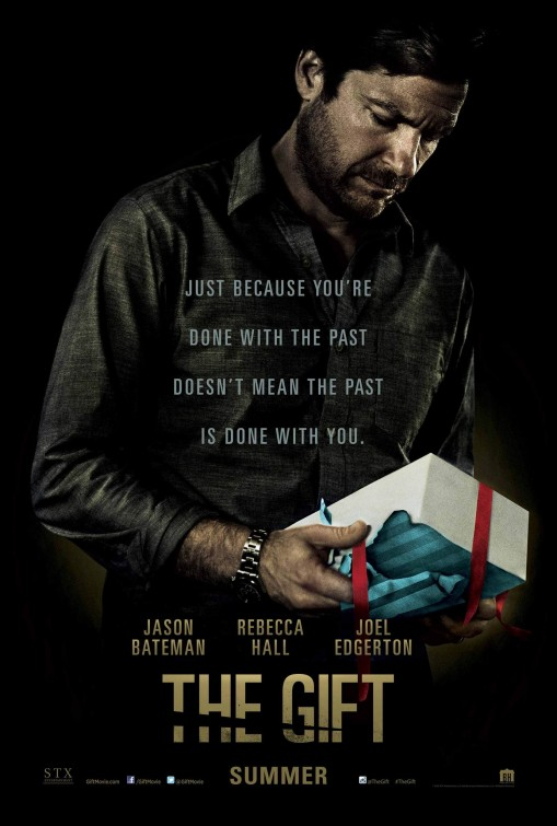 Odeon Online: THE GIFT : Sunday 30th August 2015.