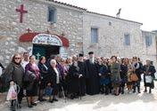 Η Ενορία μας πραγματοποίησε Προσκύνημα στην Ιερά Μονή Μαρίτσης (φωτογραφίες)