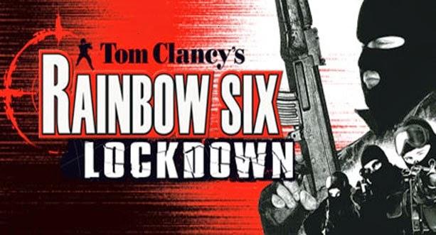 rainbow six lockdown