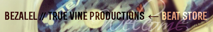 True Vine Productions Instant Beat Store Header image