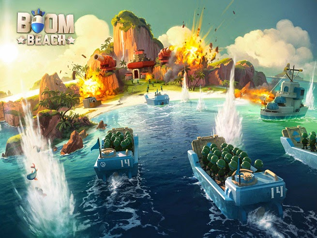 Is Boom Beach the Next Best Thing?