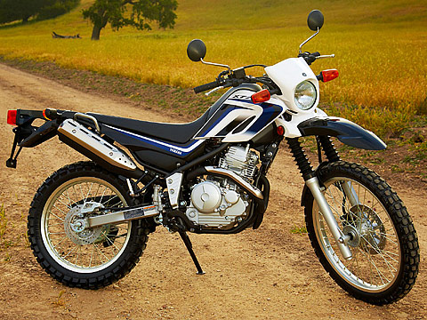 2013 Yamaha XT250 motorcycle photos 480 x 360 pixels