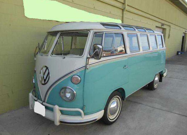 1963 vw bus deluxe 23 window vw bus for 11 window vw bus