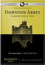 Downton Abbey DVD