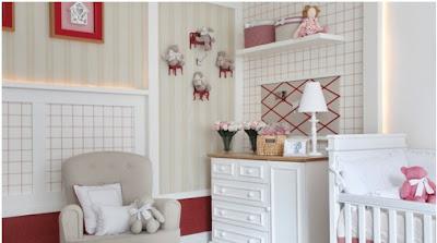 Dicas de como decorar o quarto do bebê - Móveis do quarto do bebê