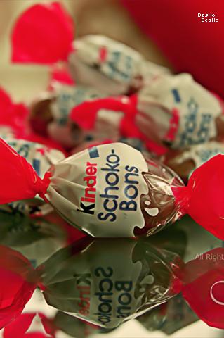 خلفيات حلوى للايفون 2014