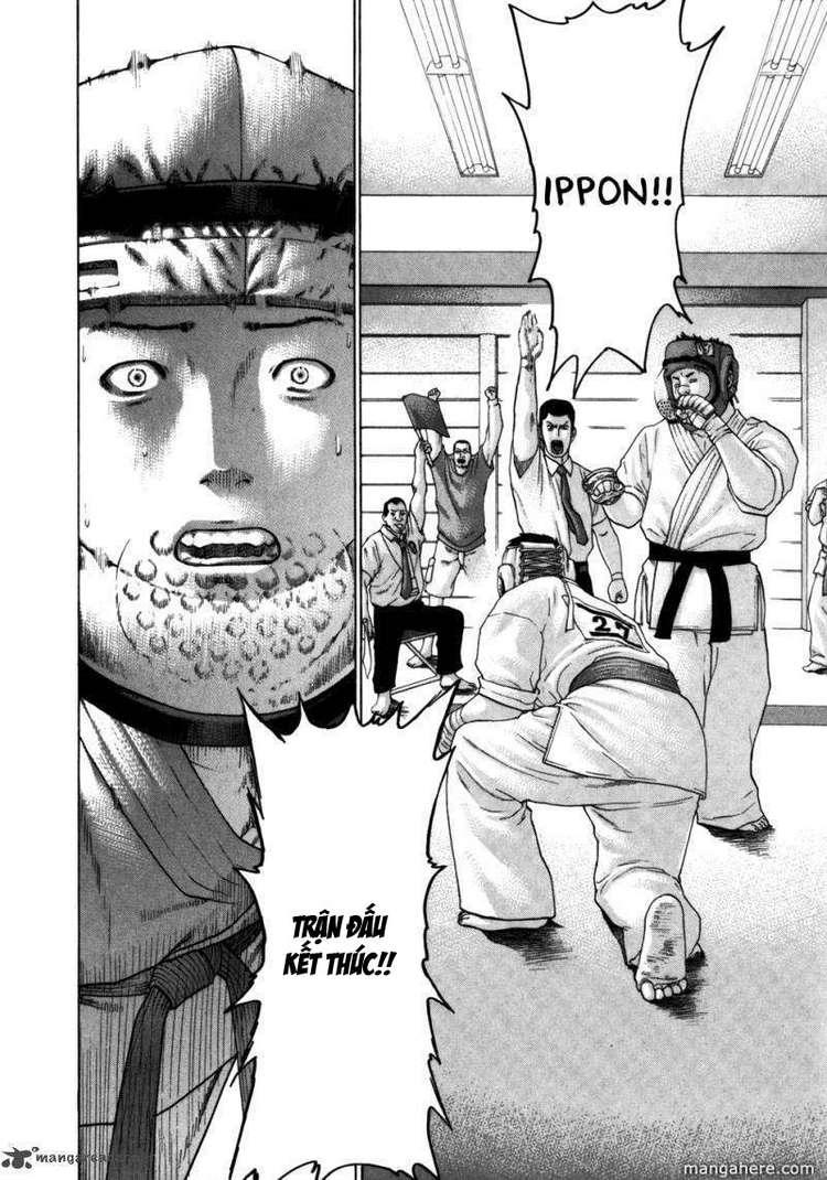 Karate Shoukoushi Kohinata Minoru chap 84 Trang 12