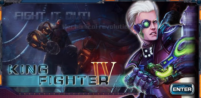 Download King Fighter IV (+Mod Unlimited Money) v1.0.1 Apk Full Free