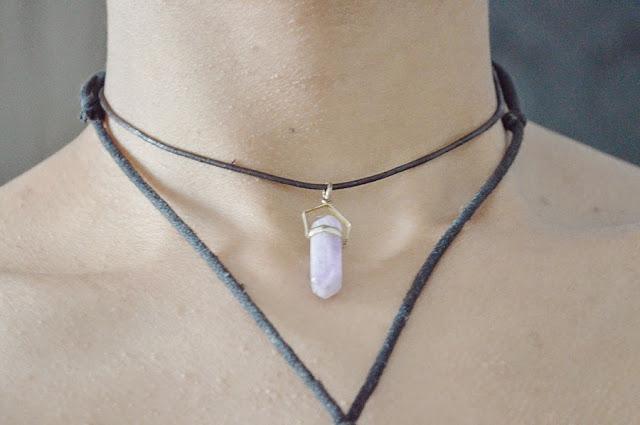 Amuleto de Ametista