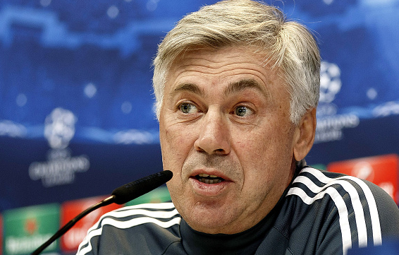 "Ancelotti: ""Ronaldo does what no-one else can do."""