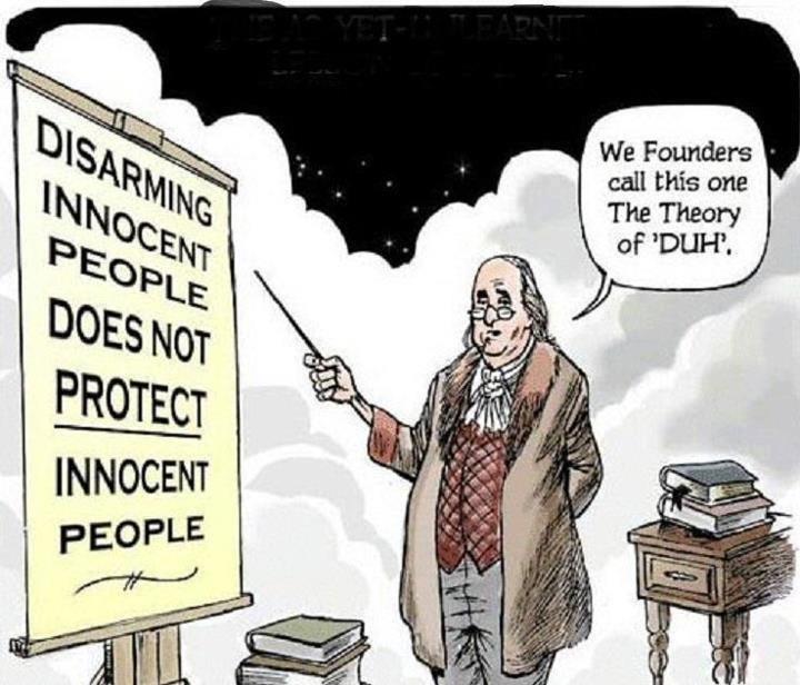 Gun Control Will Not Work For Civilians