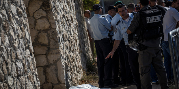 Knife attacks met with deadly Israeli fire