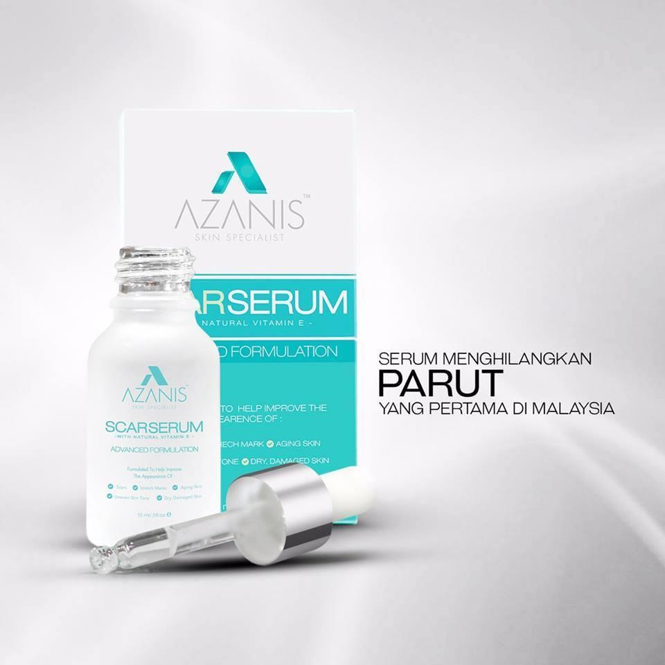 Menjual Produk Kecantikan Dan Kesihatan : AZANIS SCAR ...