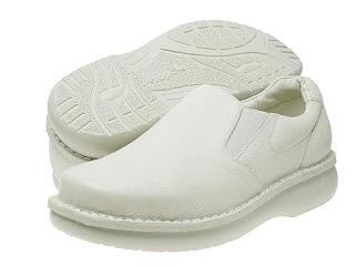 zapato enfermero