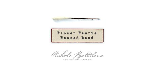 Faerie Wand Specimens - Nichola Battilana
