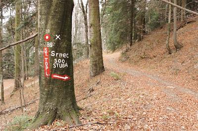 Planinarska staza 39