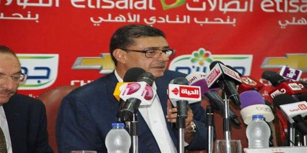 مجلس ادارة الاهلى يهدد الحكومة بتجميد النشاط الرياضى